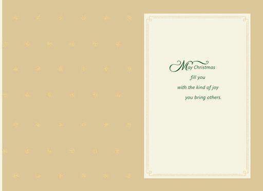 Angels on Earth Christmas Card,