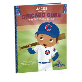 Chicago Cubs™ World Series™ Personalized Book, , large