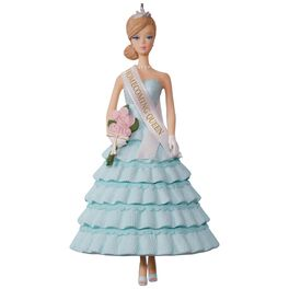 Barbie™ Homecoming Queen Ornament, , large