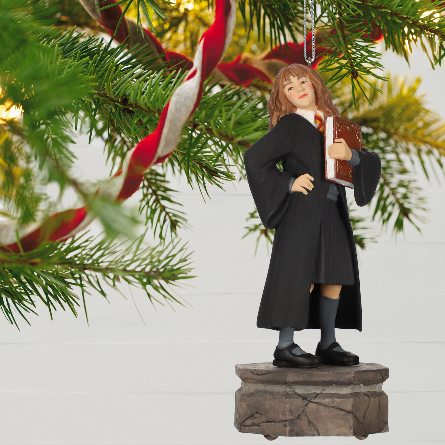 Harry Potter Hermione Christmas Ornament New