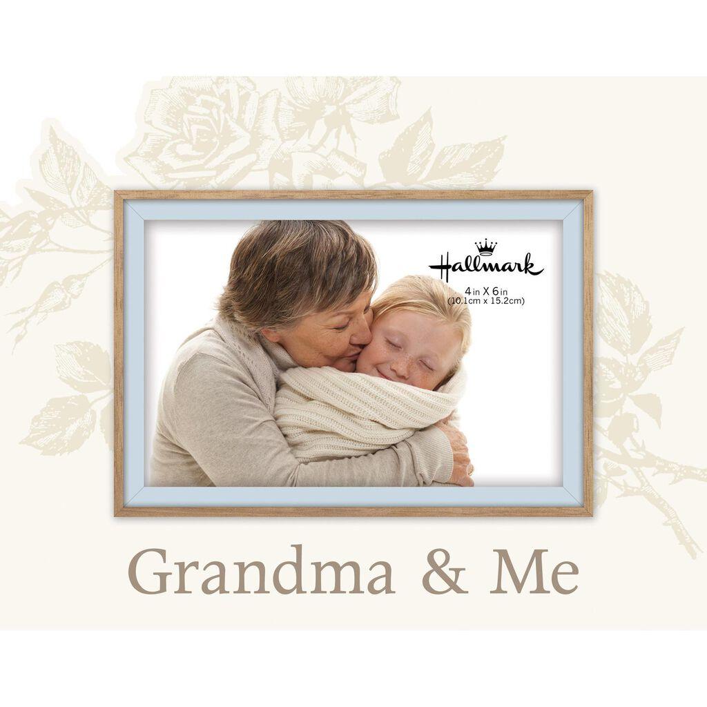 Grandma & Me Malden Picture Frame, 4x6 - Picture Frames - Hallmark