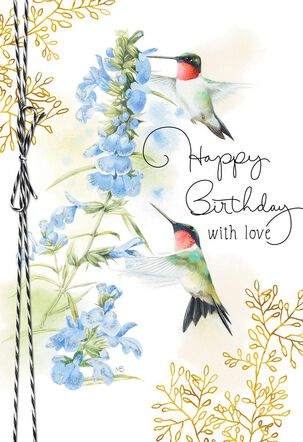 Marjolein Bastin Celebrating You Birthday Card
