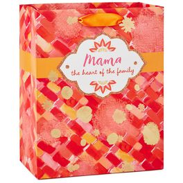 "Heart of the Family Mother's Day Medium Gift Bag, 9.5"", , large"