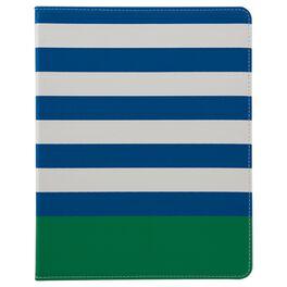Pretty and Preppy Striped iPad Mini Case, , large