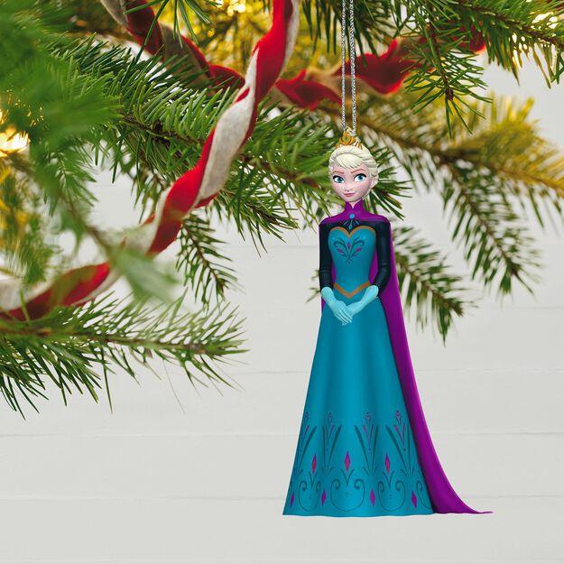 disney frozen elsa coronation day ornament disney frozen elsa coronation day ornament - Frozen Christmas Tree Ornaments
