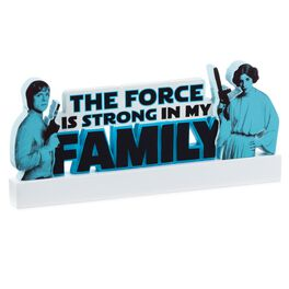 Star Wars™ The Force Word Cutout, , large