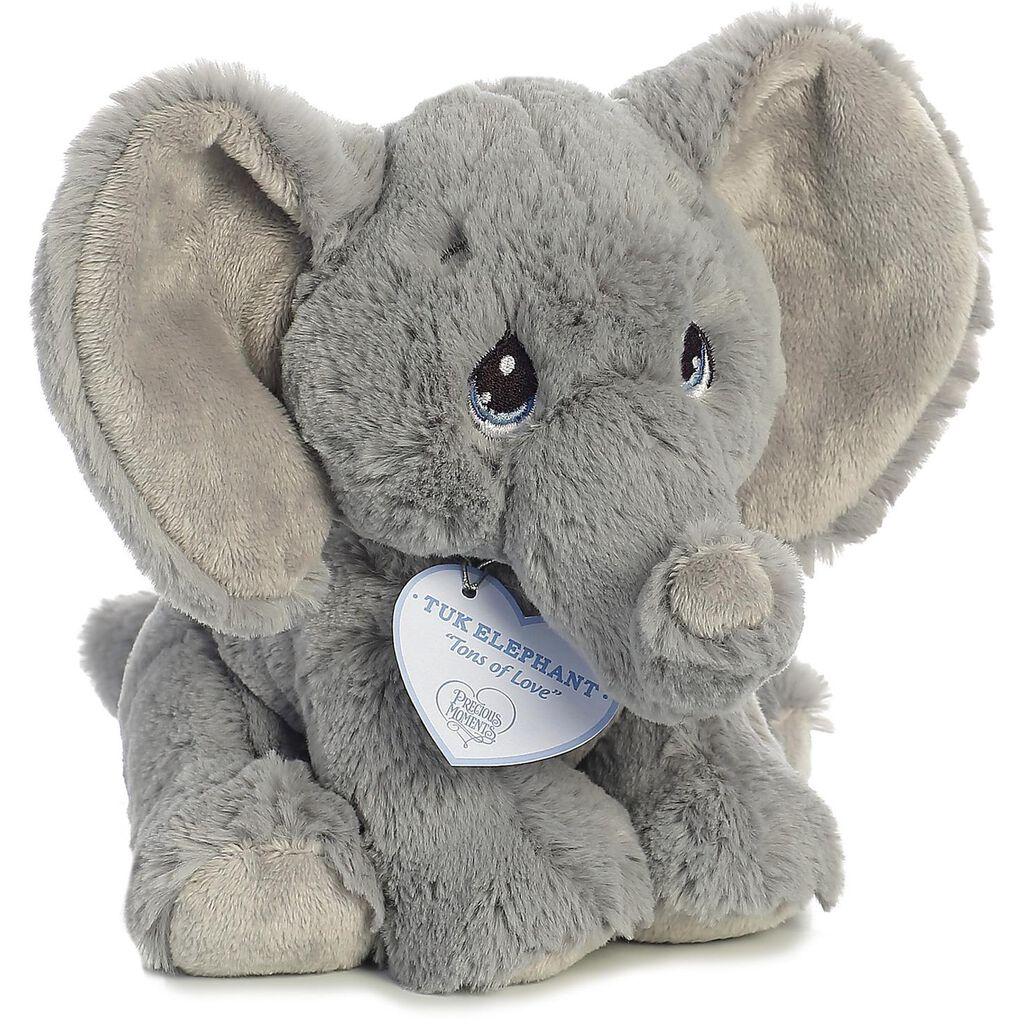 Precious Moments Tons Of Love Tuk Elephant Stuffed Animal Classic