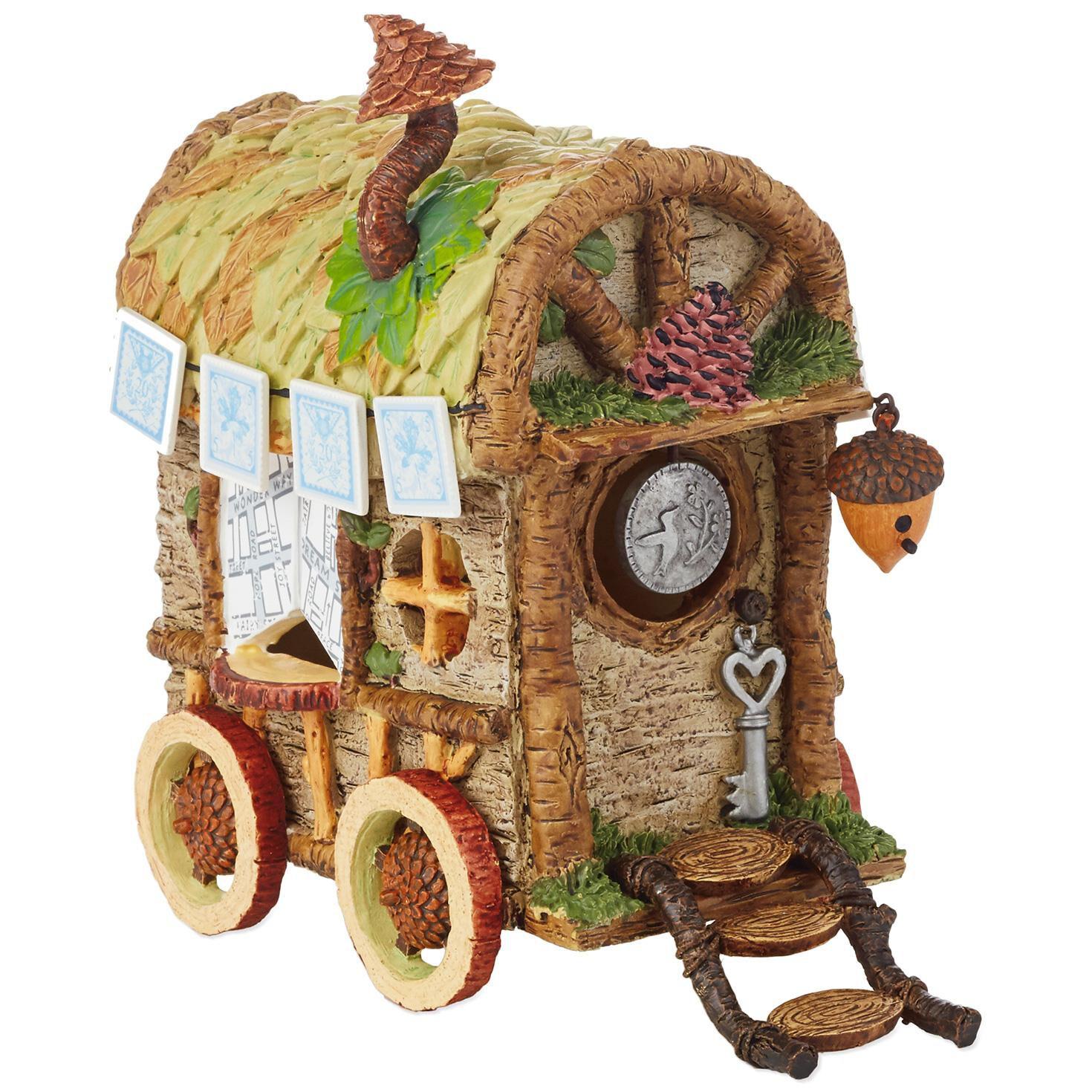 Seize the Moment Fairy Garden House Decoration - Garden & Outdoor ...