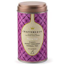 Berry Rooibos Tea Sachets Tin, , large