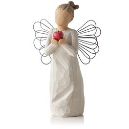Willow Tree®  You're the Best Teacher Angel Figurine, , large