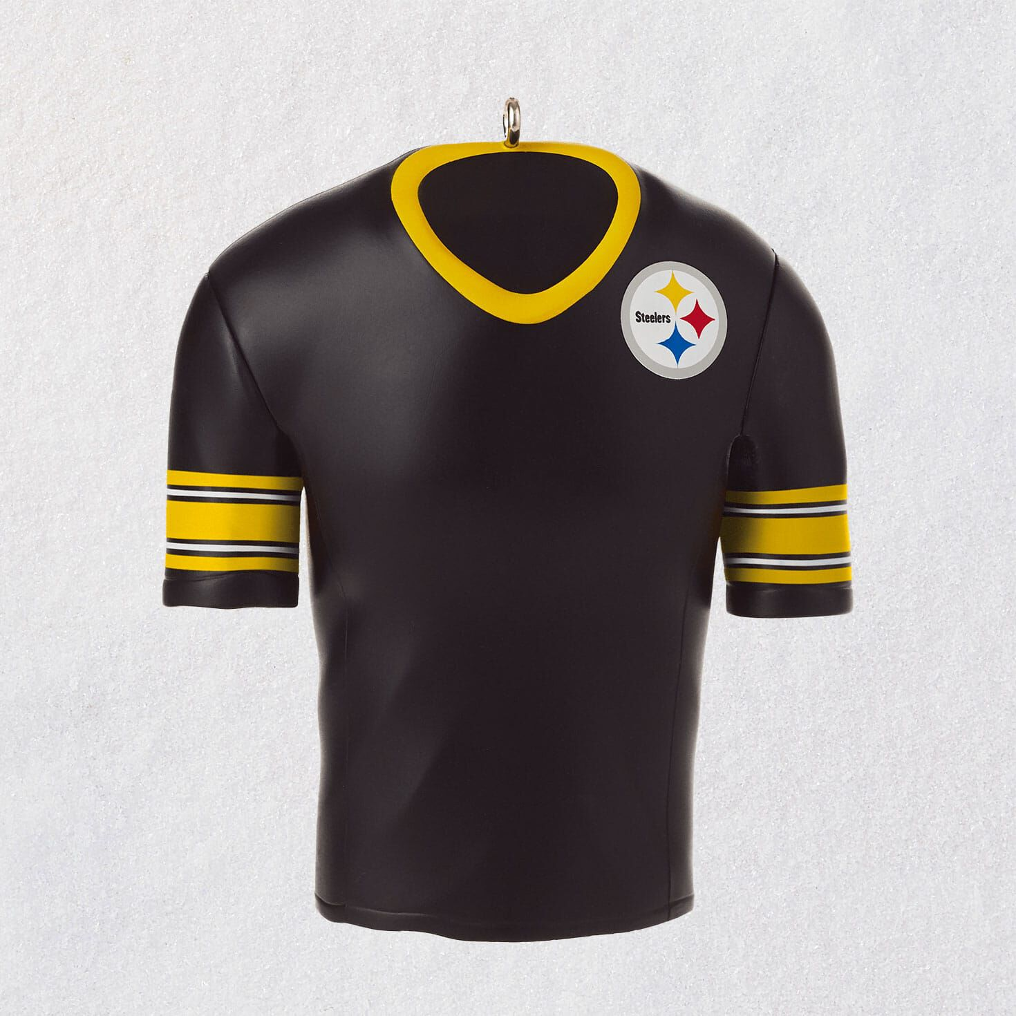 newest 36c29 ac31a Pittsburgh Steelers Jersey Ornament