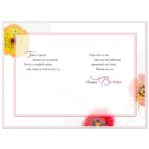 My Amazing Mother Birthday Card - Greeting Cards - Hallmark