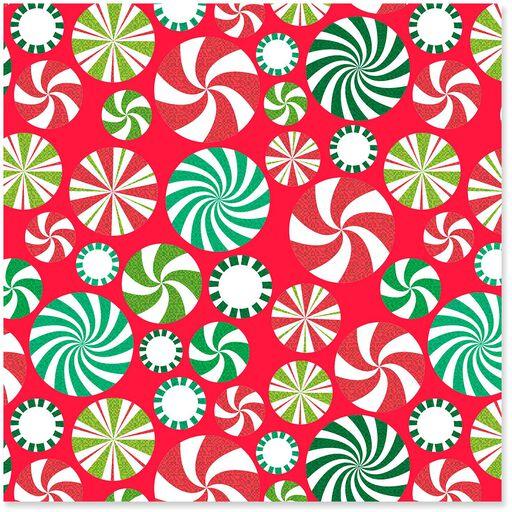 Christmas Wrapping Paper Hallmark