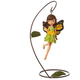 Just Believe Fairy Garden Figurine With Stand, , large