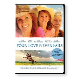 Your Love Never Fails Hallmark Channel Movie DVD, , large