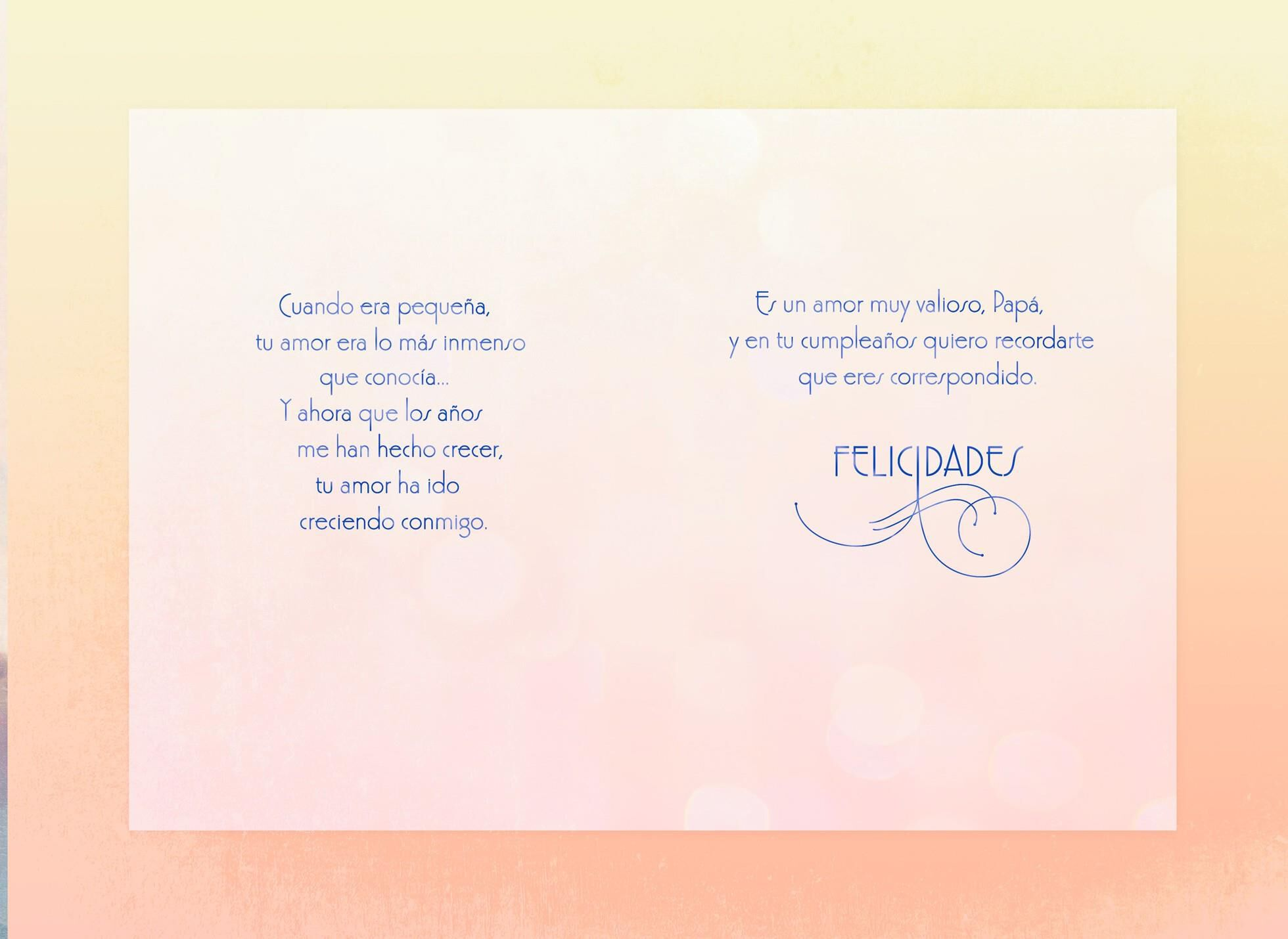 Birthday Cards For Daddy From Daughter ~ Daughter in tutu birthday card for dad greeting cards hallmark