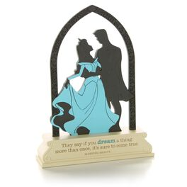 Sleeping Beauty Silhouette Cutout, , large