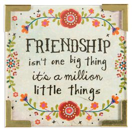 Natural Life Corner Magnet Friendship Is a Million Things, , large