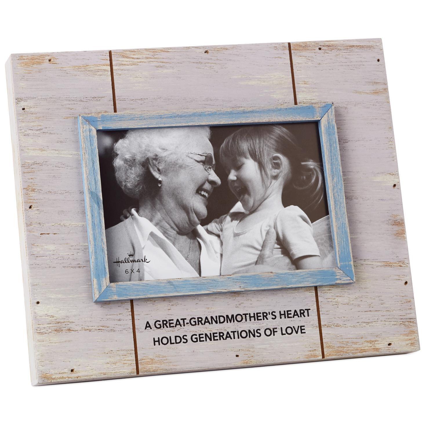 Great grandma picture frame 4x6 picture frames hallmark jeuxipadfo Choice Image