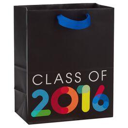Class of 2016 Medium Gift Bag, , large