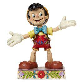 Jim Shore Got No Strings Pinocchio Figurine, , large