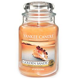 Golden Sands™ Large Jar Candle by Yankee Candle®, , large