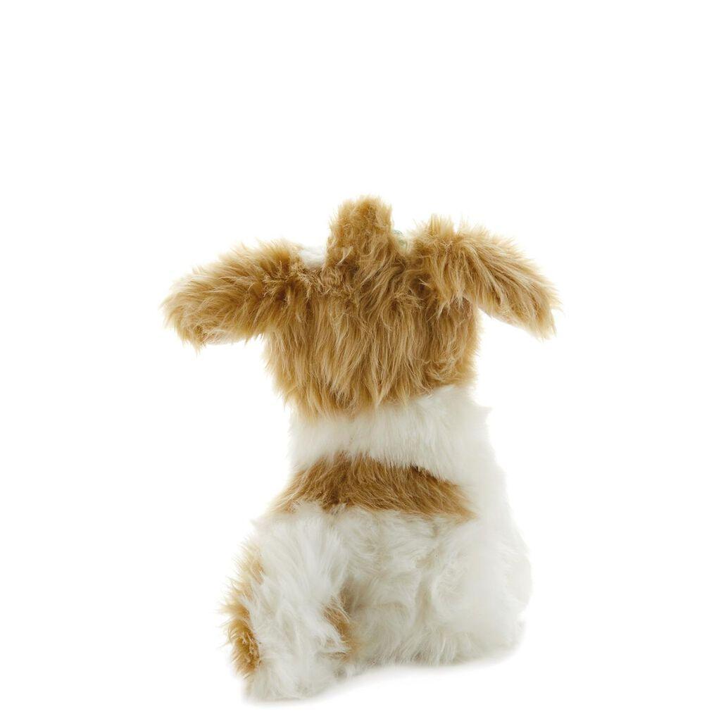 Tan And White Cuddly Dog Small Stuffed Animal Classic Stuffed