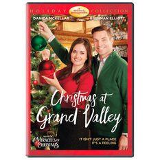 Christmas at Grand Valley DVD - Hallmark Channel - Hallmark