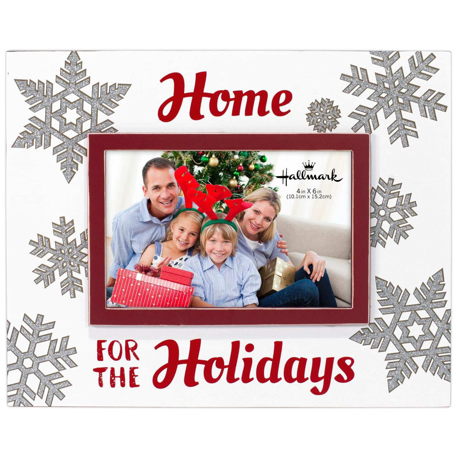 Home for the Holidays Wood Picture Frame, 6x4 - Picture Frames ...