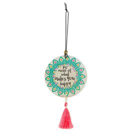 """Natural Life Happy Air Freshener """"Do More of What Makes You"""", , large"""