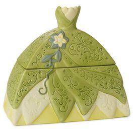 The Princess and the Frog Tiana Dress-Shaped Treasure Box, , large