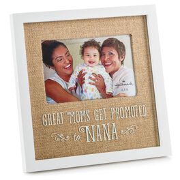 Promoted to Nana Wood Picture Frame, 4x6, , large