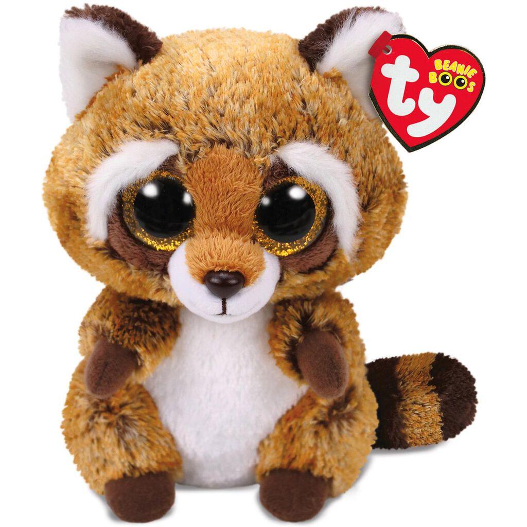5a66bb44735 Ty® Beanie Boos Rusty Raccoon Stuffed Animal