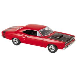 1969 Dodge Coronet Super Bee Die-Cast Metal Car, , large