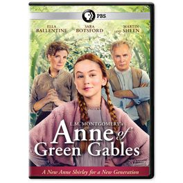 L.M. Montgomery's Anne Of Green Gables  DVD, , large