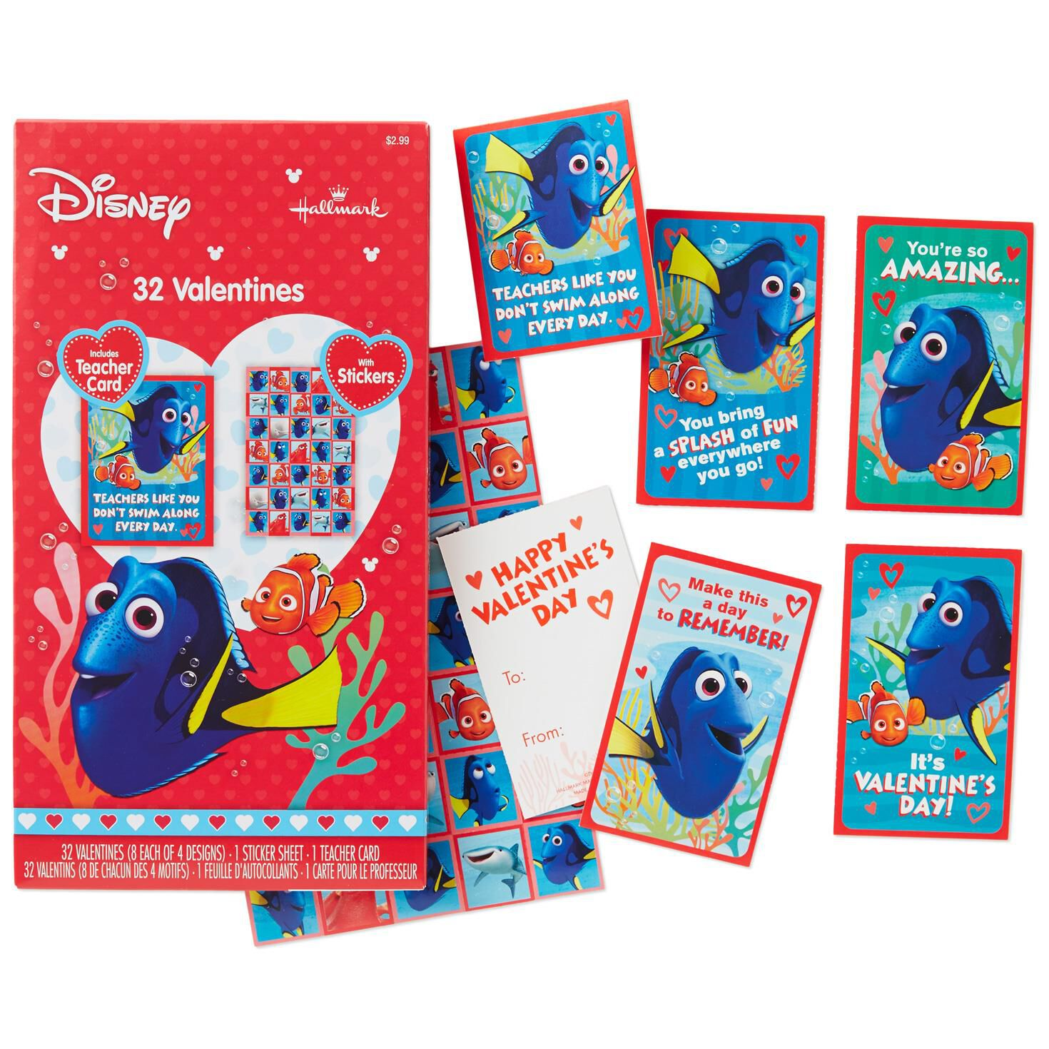 Boxed Valentines Day Cards – Boxed Valentines Cards