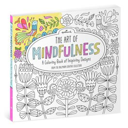 The Art of Mindfulness Coloring Book, , large