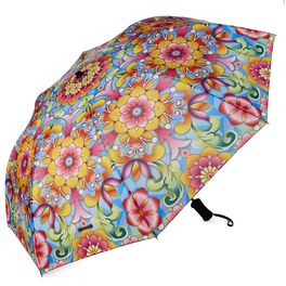 Catalina Estrada Flourishing Blooms Umbrella, , large