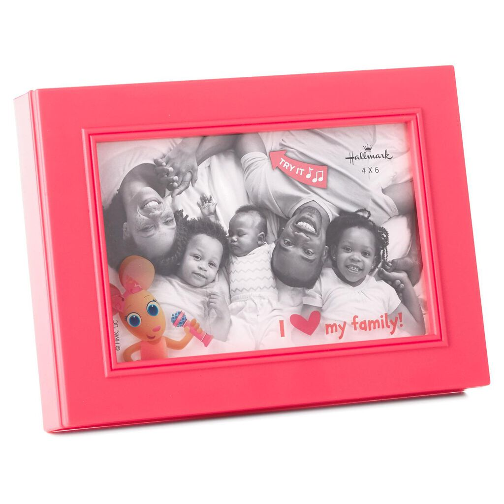 Mimi Musical Picture Frame, 4x6 - Picture Frames - Hallmark