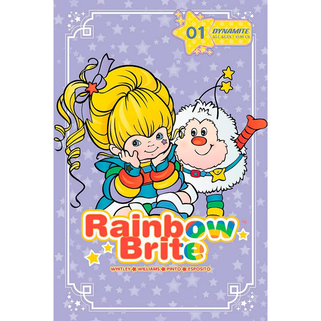 Rainbow Brite 1 Comic Book