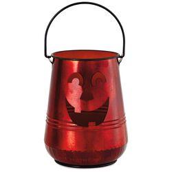 Large Metal Pumpkin Lantern 115