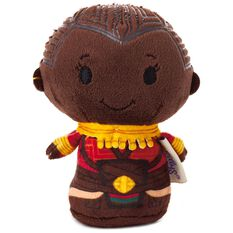 Itty Bittys 174 Marvel Black Panther Okoye Stuffed Animal