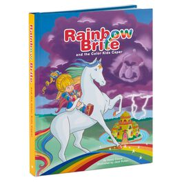 Rainbow Brite™ and the Color Kids Caper Touch-Sensitive Interactive Adventure Storybook, , large