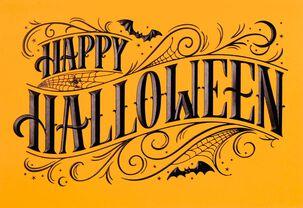 Wicked Wonders Halloween Card