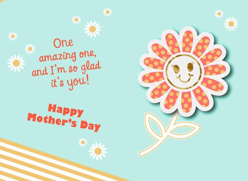 One in a Gazillion Mother's Day Card for Godmother,