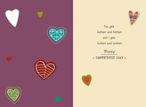 Crush on You Sweetest Day Card for Girlfriend,