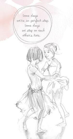Dance Sister Birthday Card