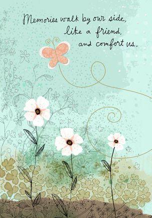 Memories Comfort Us