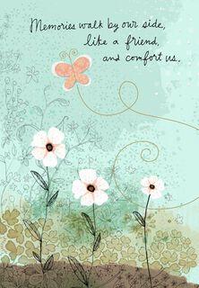 Memories Comfort Us,