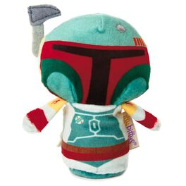 itty bittys® Star Wars Boba Fett™ Stuffed Animal, , large